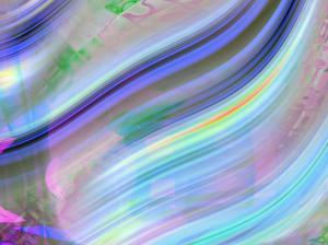 multicoloured wavy curves, abstract background